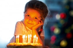 Vaikų gimtadieniai