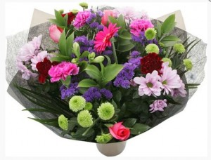 Užsakomė gėles internetu