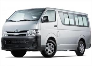 Mikroautobusai kelionėms