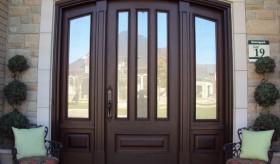Durys namuose
